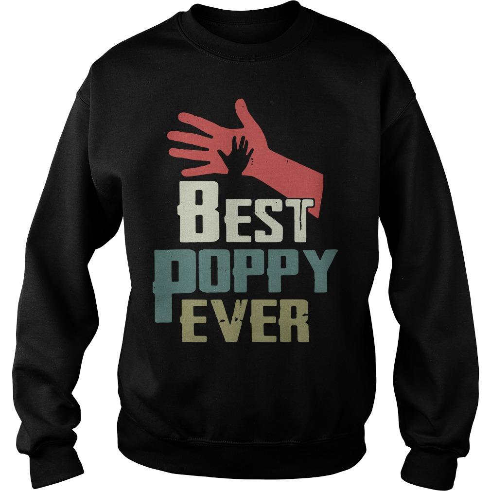 Best poppy ever retro Sweater