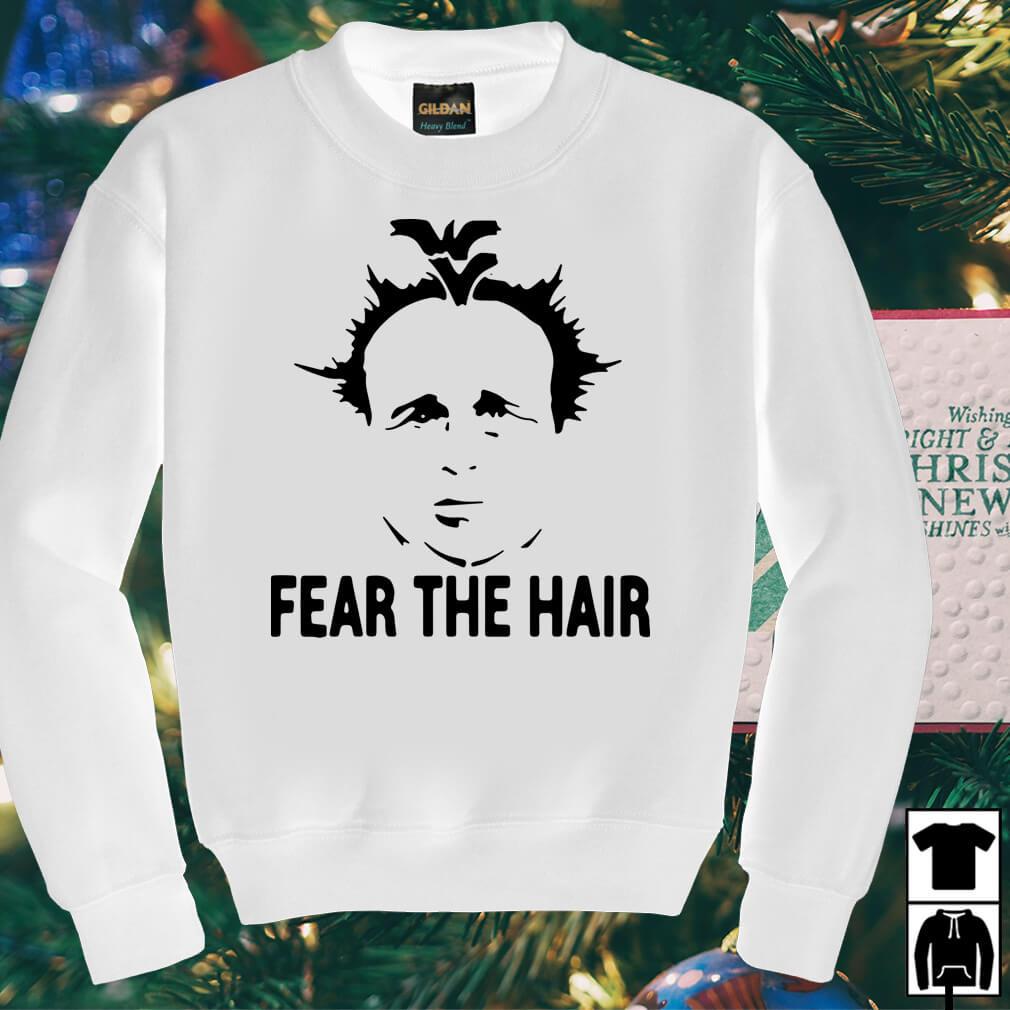 The Dana Holgorsen Fear the hair shirt