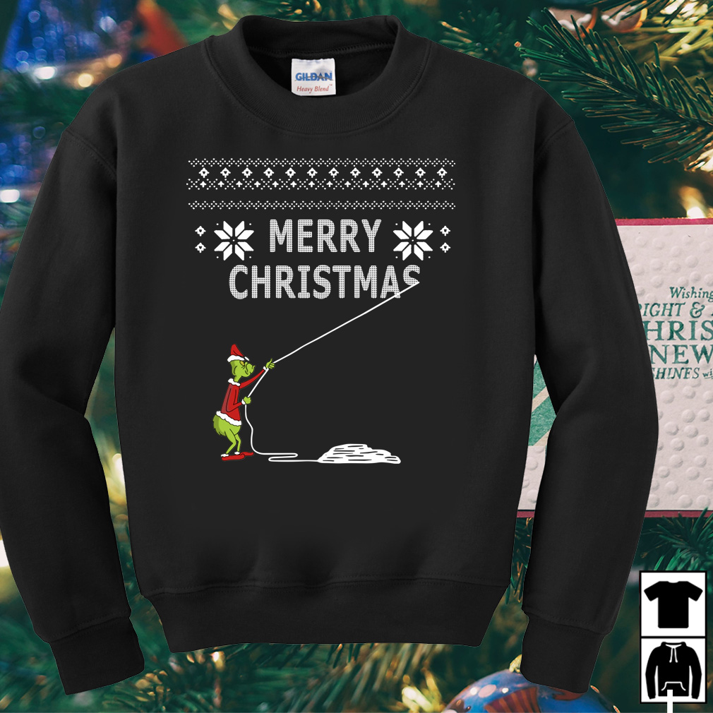 Dr Seuss how the Grinch stole Christmas sweater