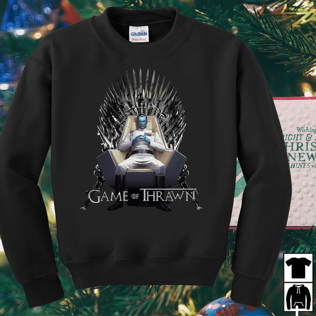 Game of Thrawn grand admiral Thrawn shirt