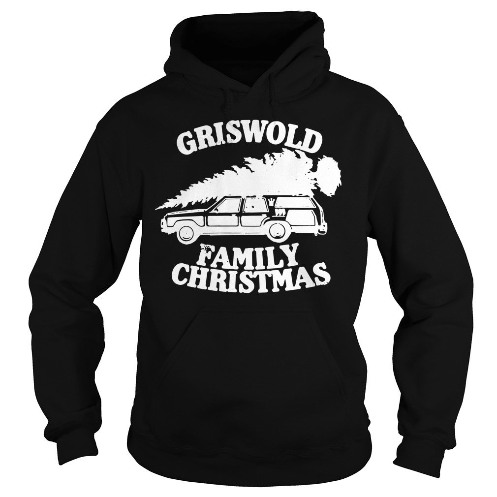 Griswold Family Christmas Ugly Hoodie