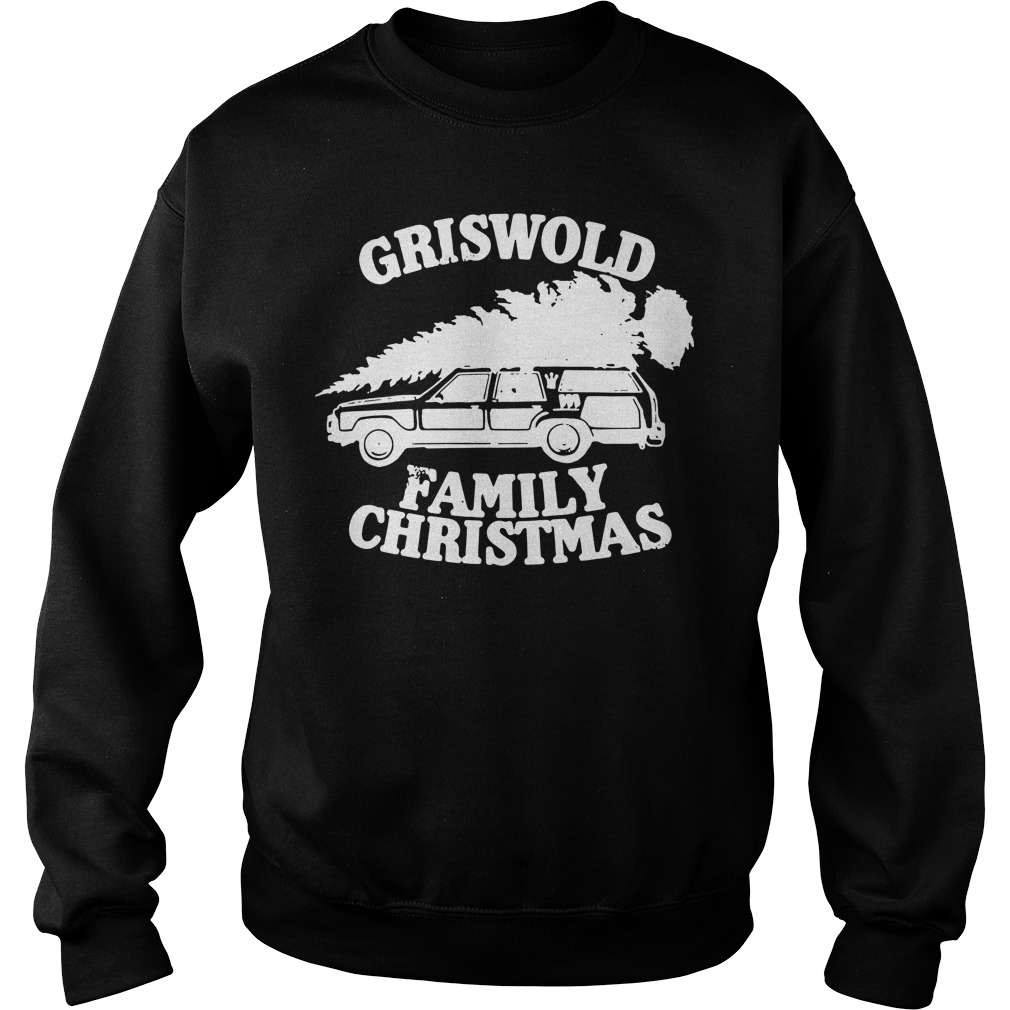 Griswold Family Christmas Ugly Sweater