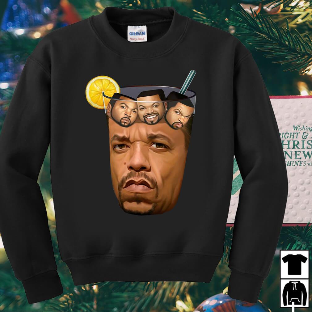 Ice Tea with Ice Cubes shirt