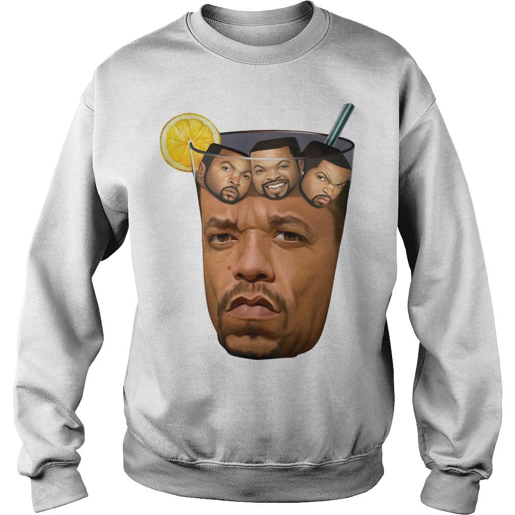 Ice Tea with Ice Cubes Sweater