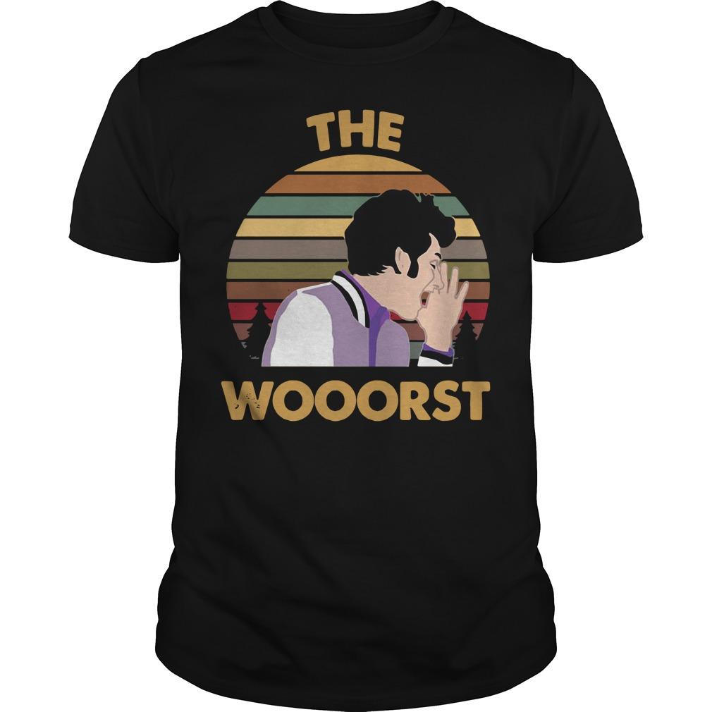 Jean Ralphio the wooorst vintage Guys Shirt