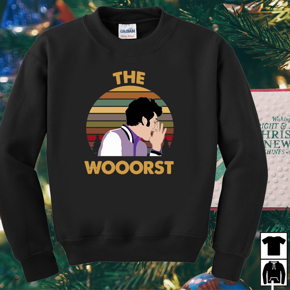 Jean Ralphio the wooorst vintage shirt