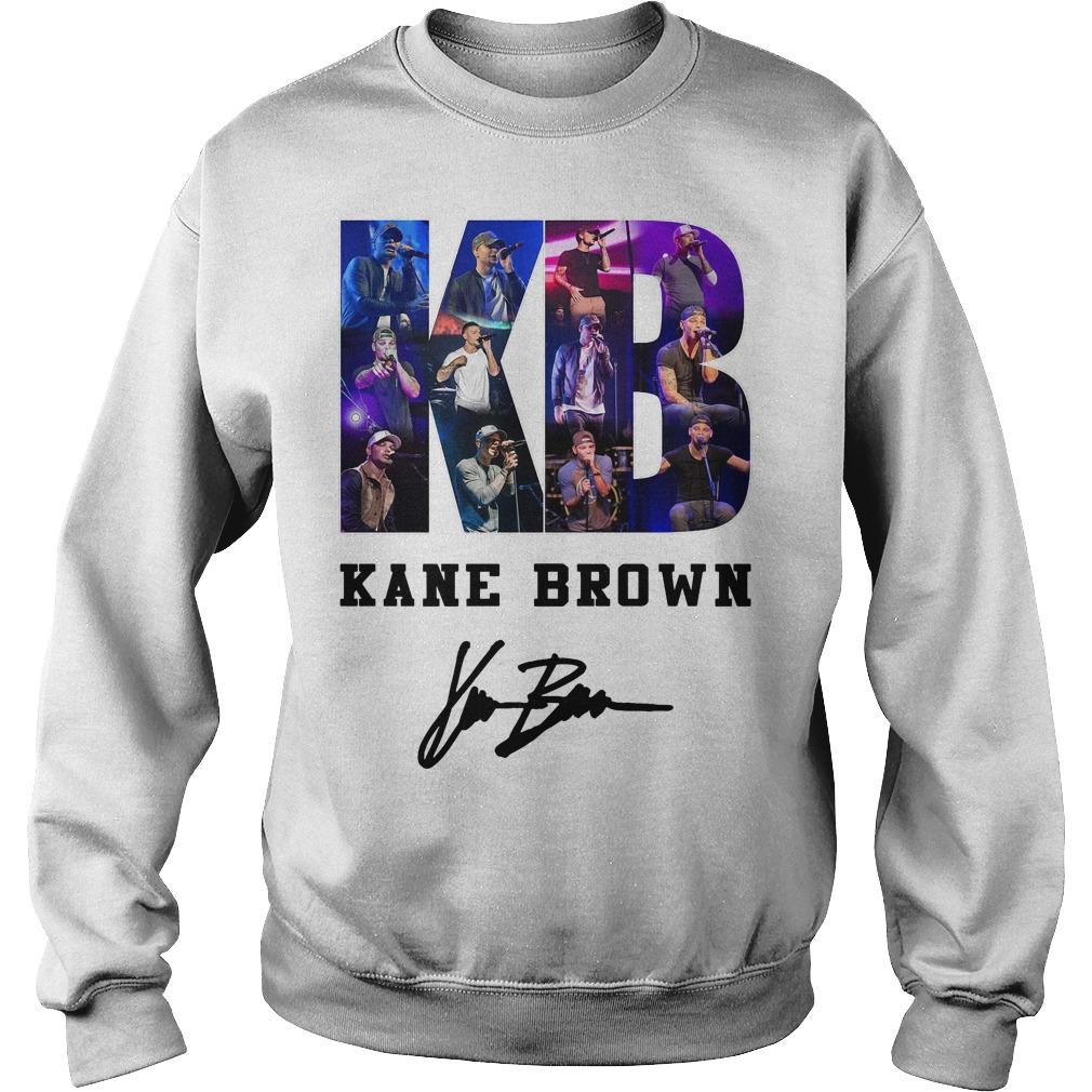 KB Kane Brown music Sweater