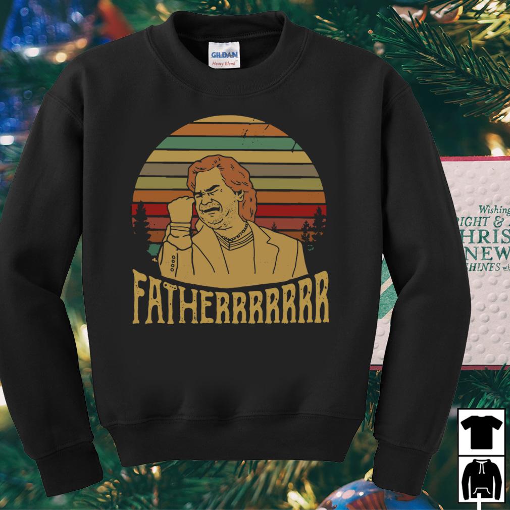 Matt Berry fatherrrrrrr vintage shirt