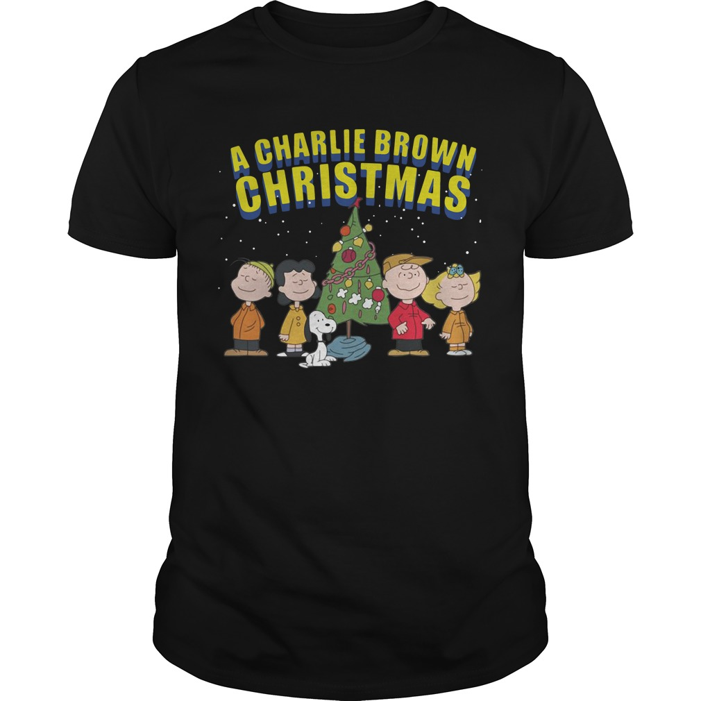 The Peanuts A Charlie Brown Christmas Ugly Sweater Babybeerholy