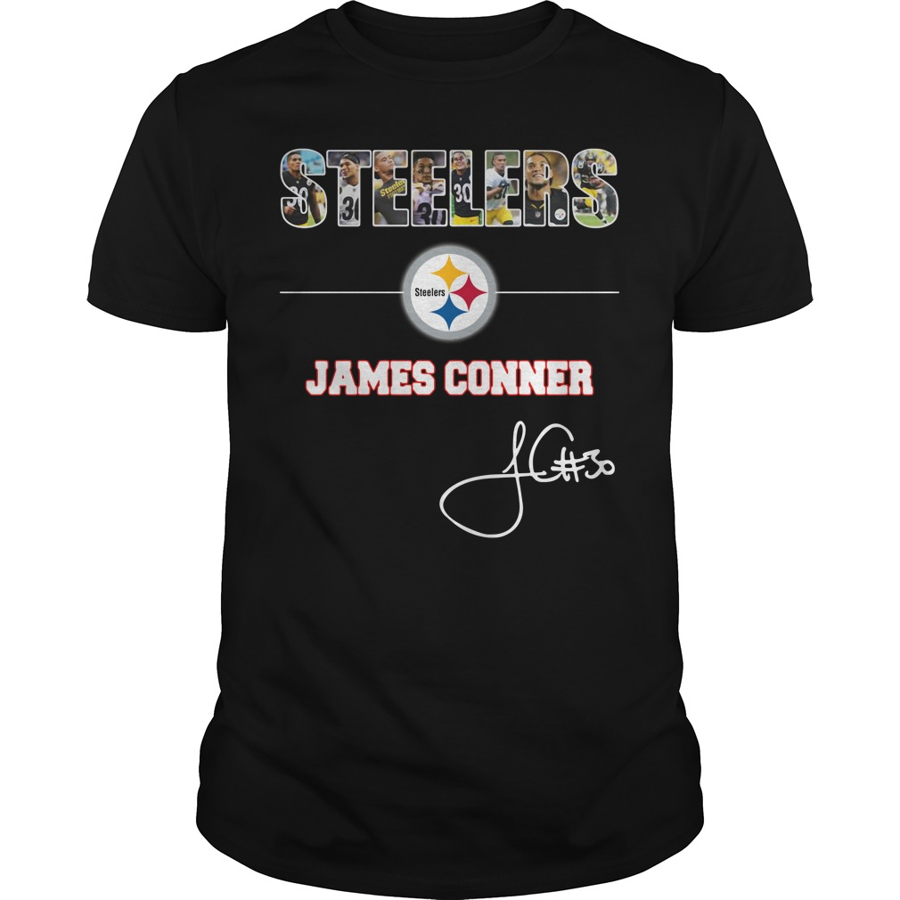 Pittsburgh Steelers James Conner Guys Shirt