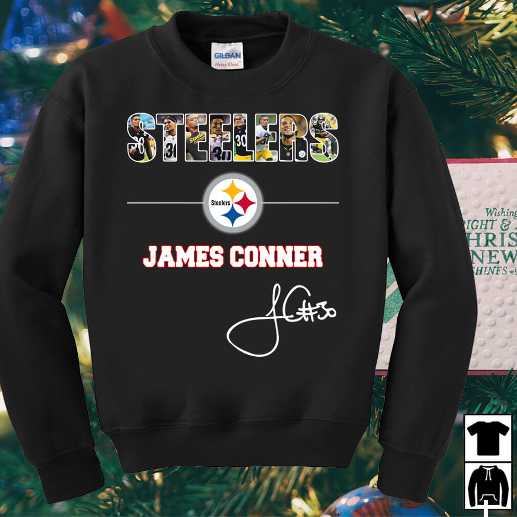 Pittsburgh Steelers James Conner shirt