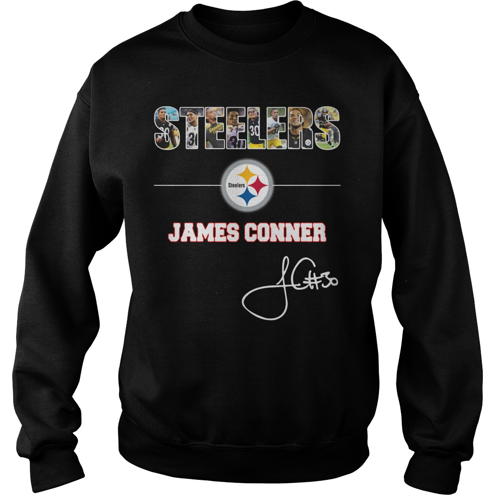 Pittsburgh Steelers James Conner Sweater