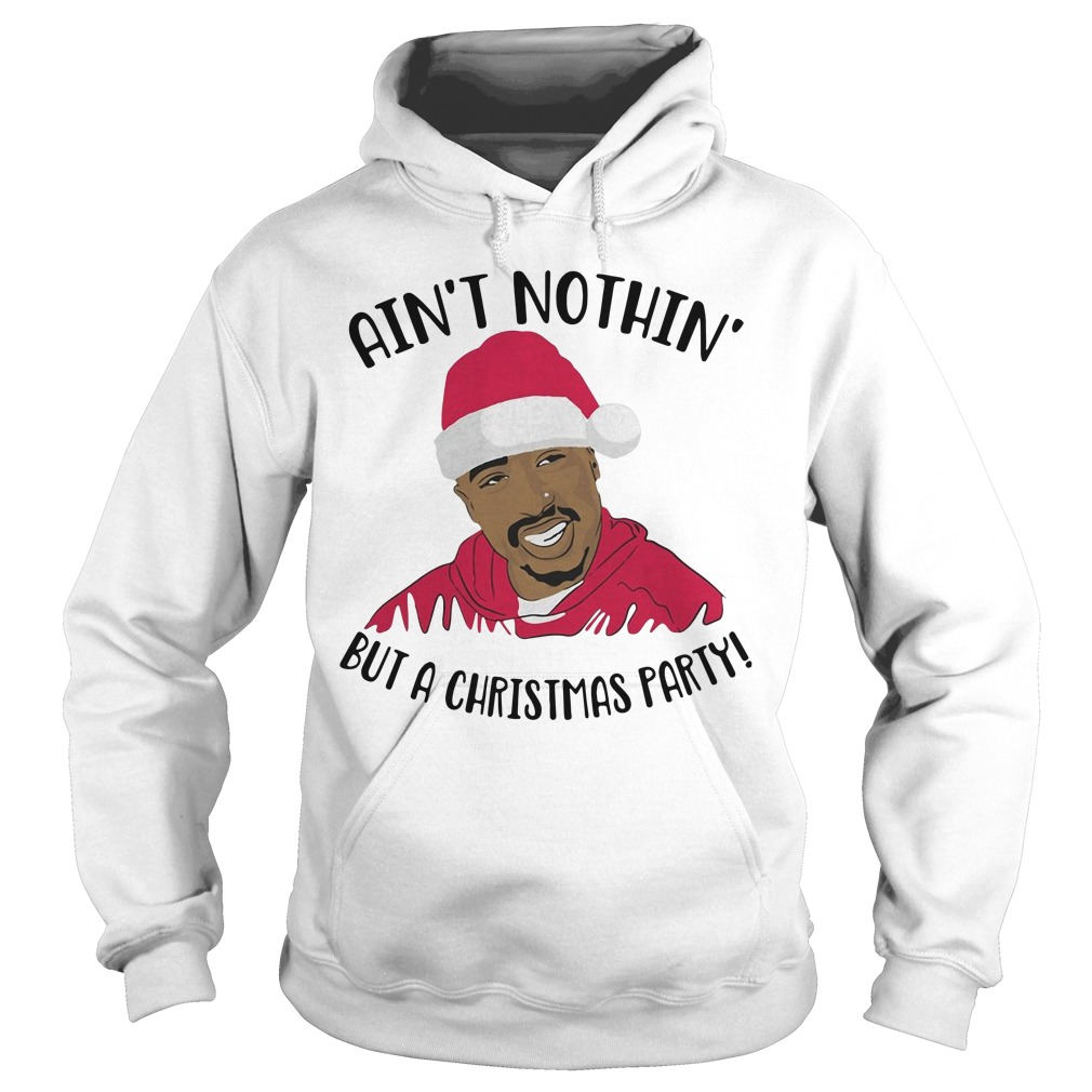 Santa Puff Daddy Ain't nothin' but a Christmas party Hoodie