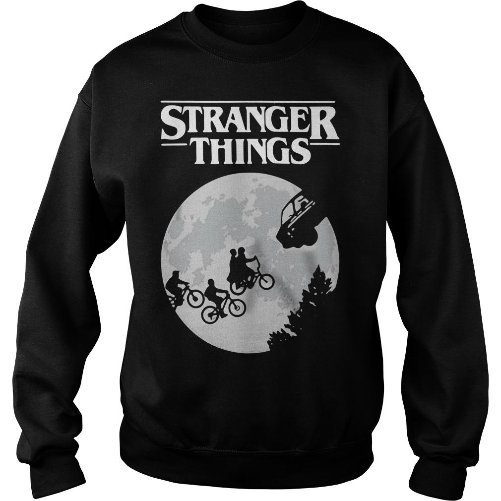 Stranger Things ET Moon Sweater