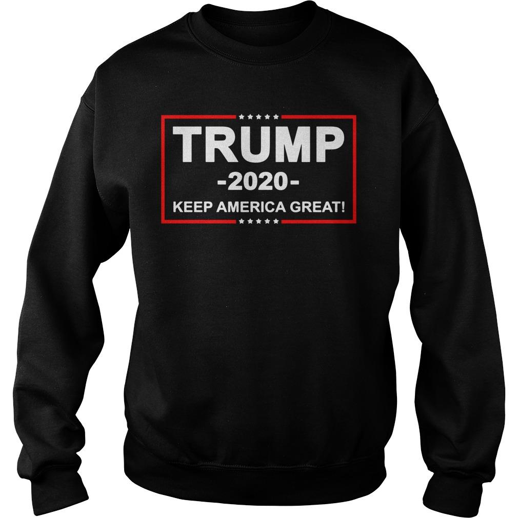 Trump 2020 keep America great Sweater