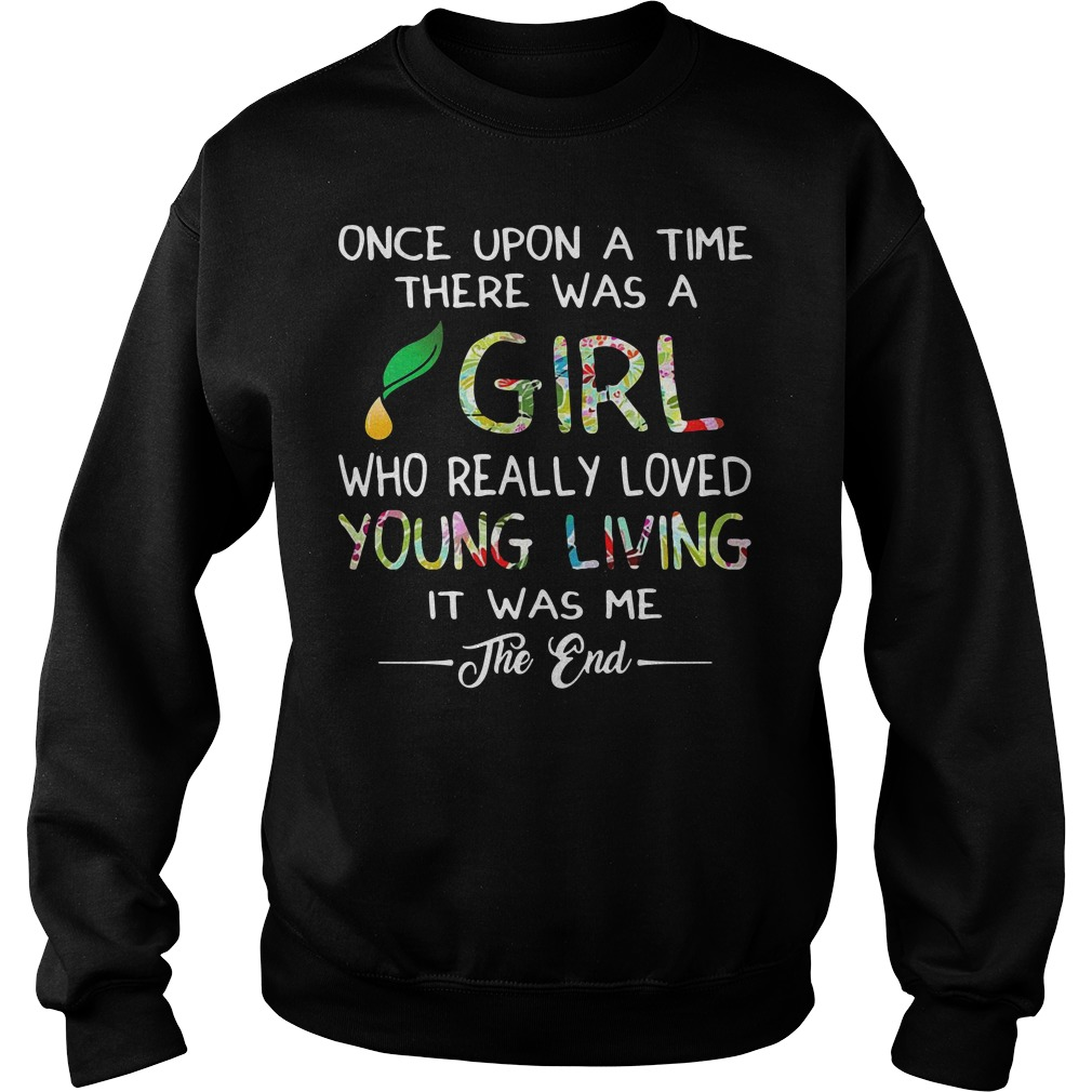 Once upon a time there was a girl who really loved young Sweater