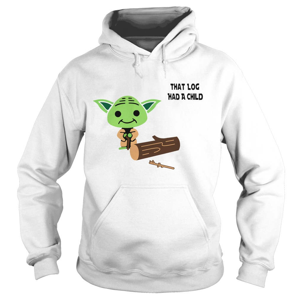 Yoda Seagulls that log had a child Hoodie