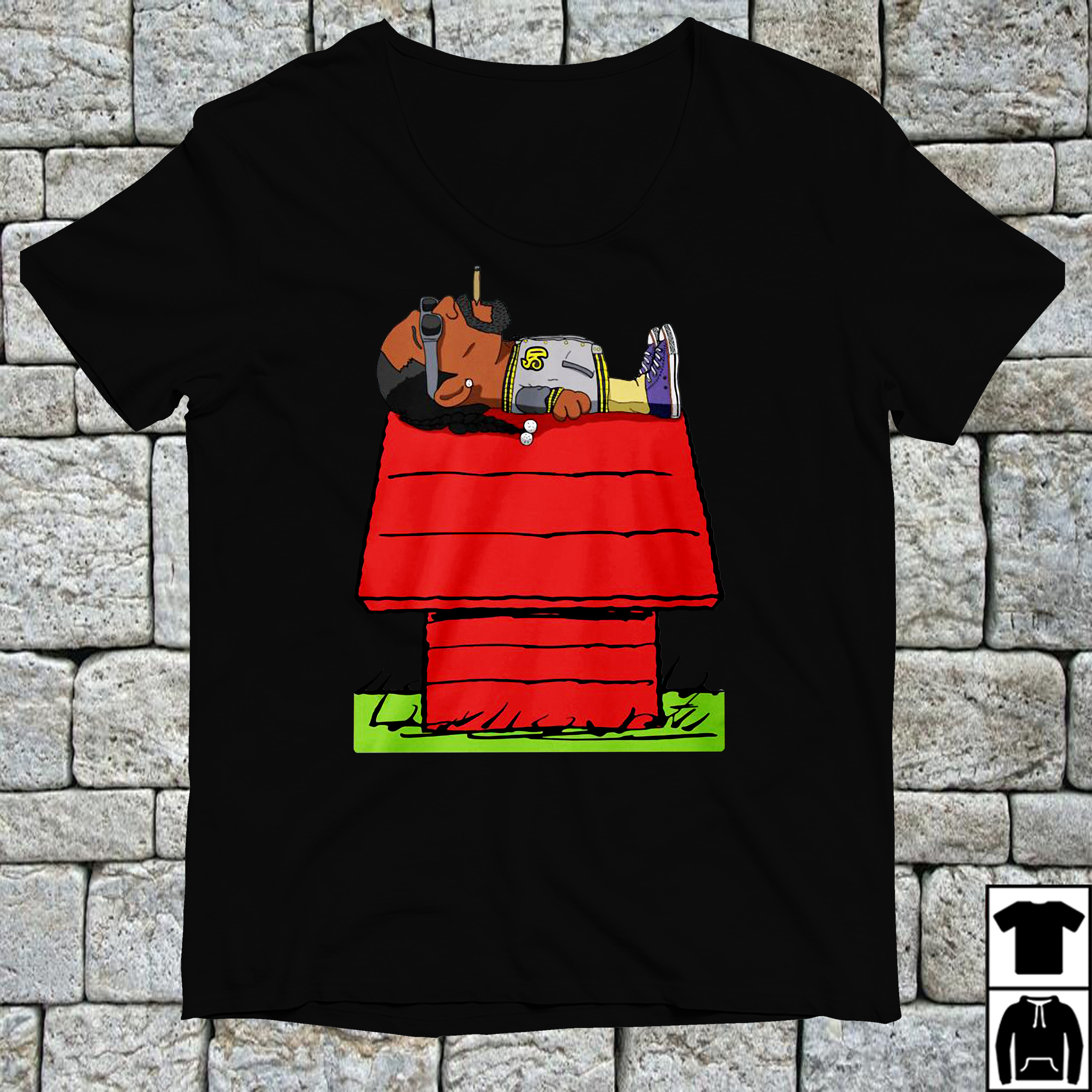 cca7e78b Snoop Dogg make Snoopy shirt, hoodie, sweater and v-neck t-shirt