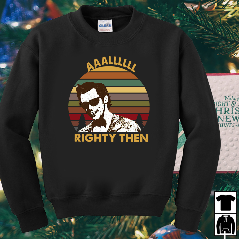 Ace Ventura Aaallllll righty then vintage shirt