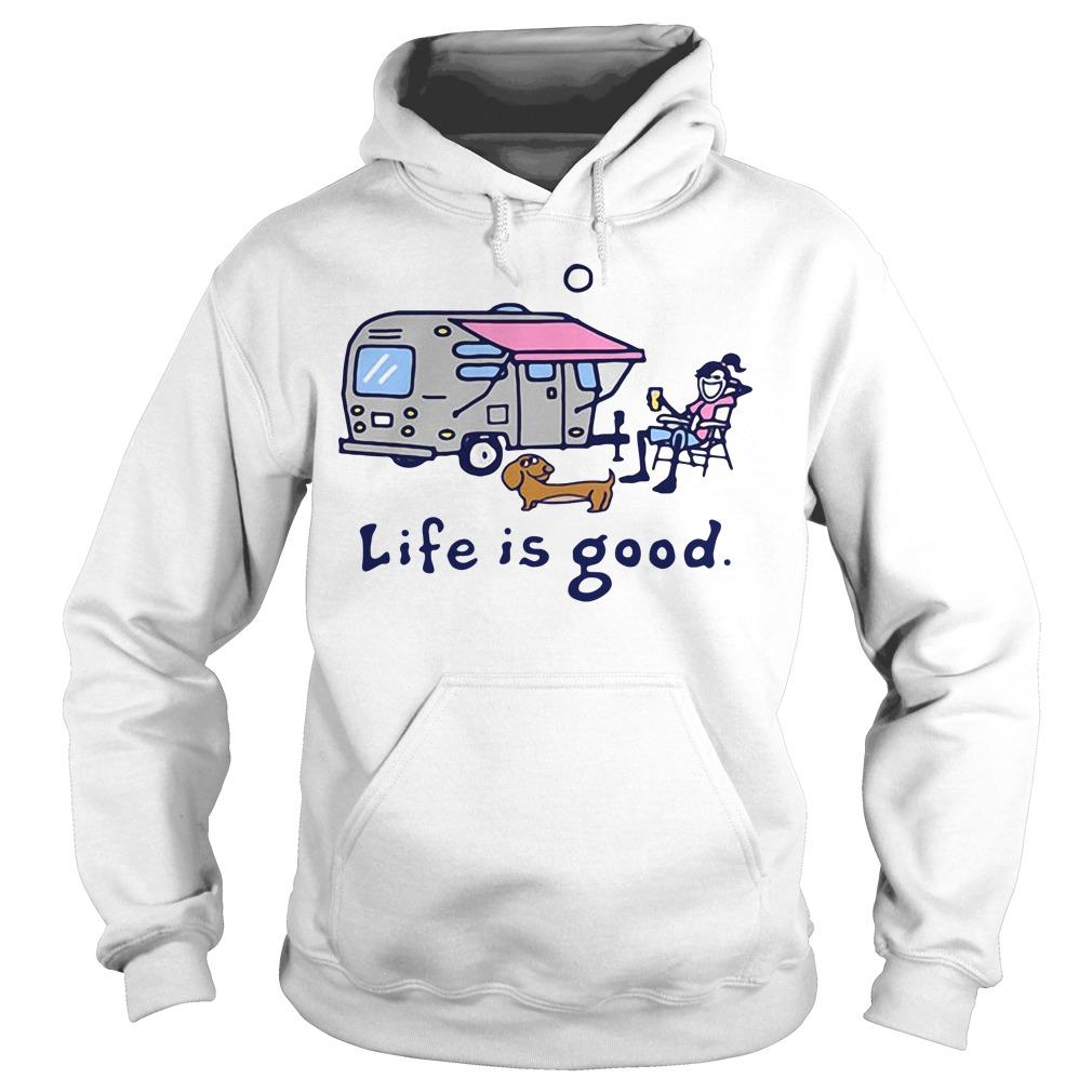 Airstream Lemonade Life is good Hoodie