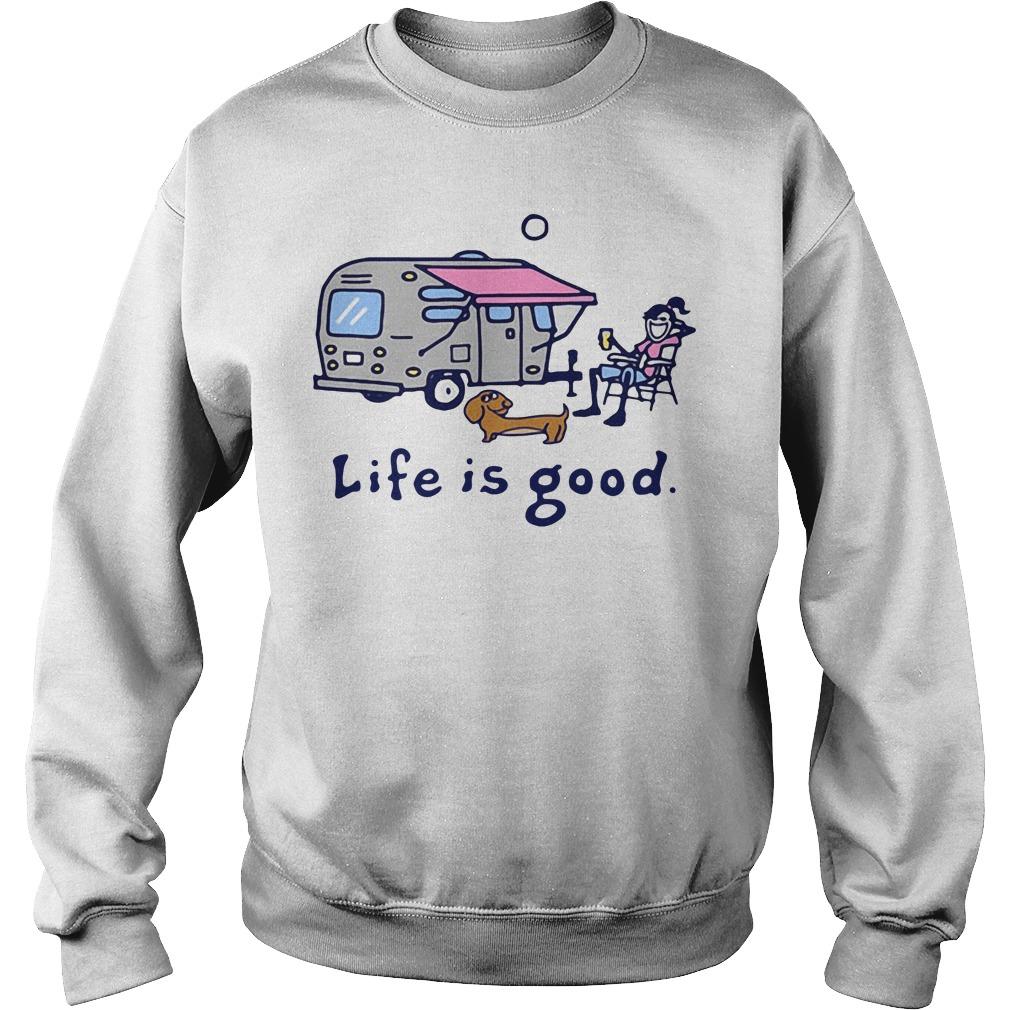 Airstream Lemonade Life is good Sweater