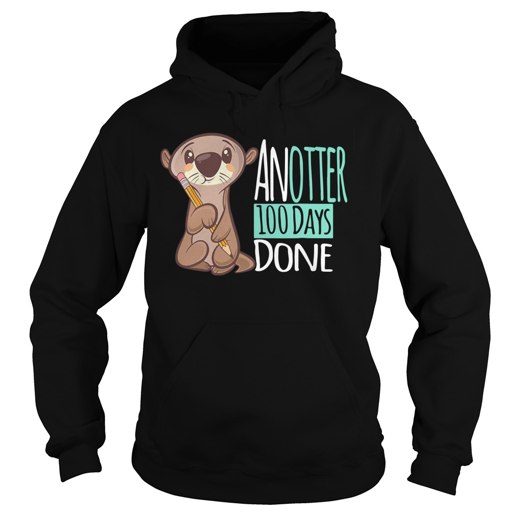 Another 100 days done Hoodie