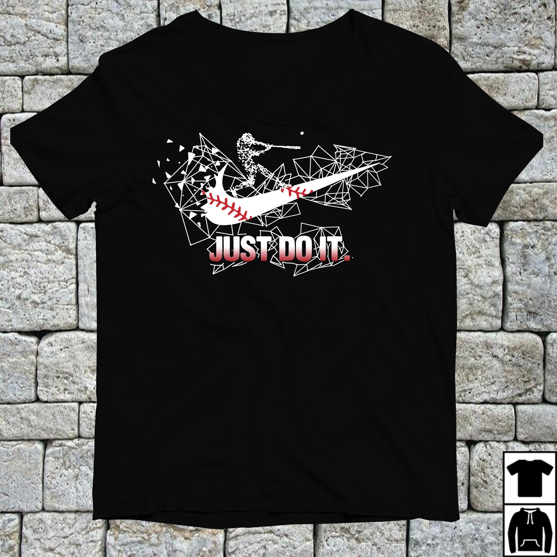 Baseball Just do it nike shirt
