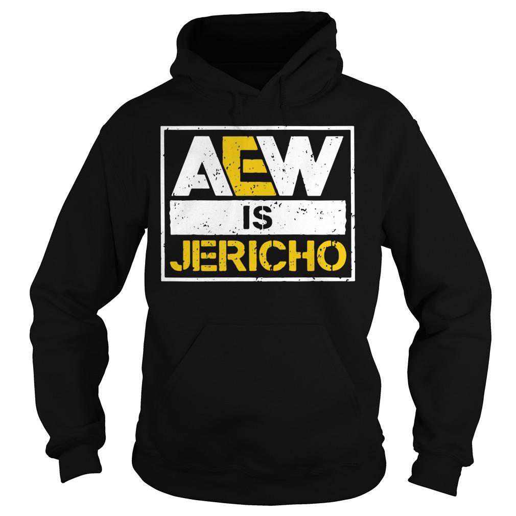 All Elite Wrestling AEW is Jericho Hoodie