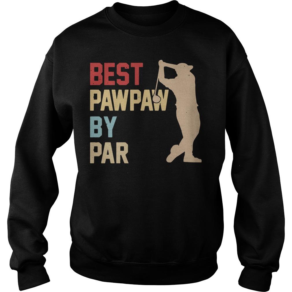 Golf Best Pawpaw by par Sweater