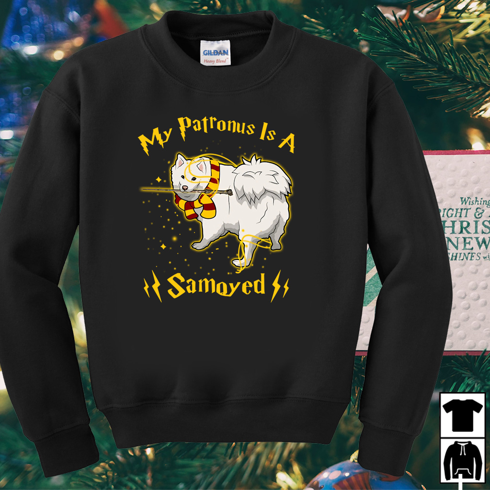 Harry Potter My Patronus is a Samoyed shirt