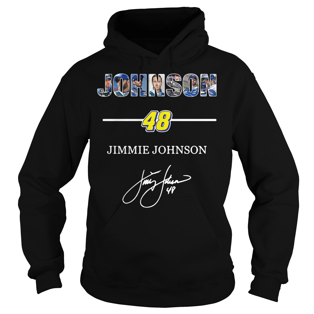 Johnson 48 Jimmie Johnson Hoodie
