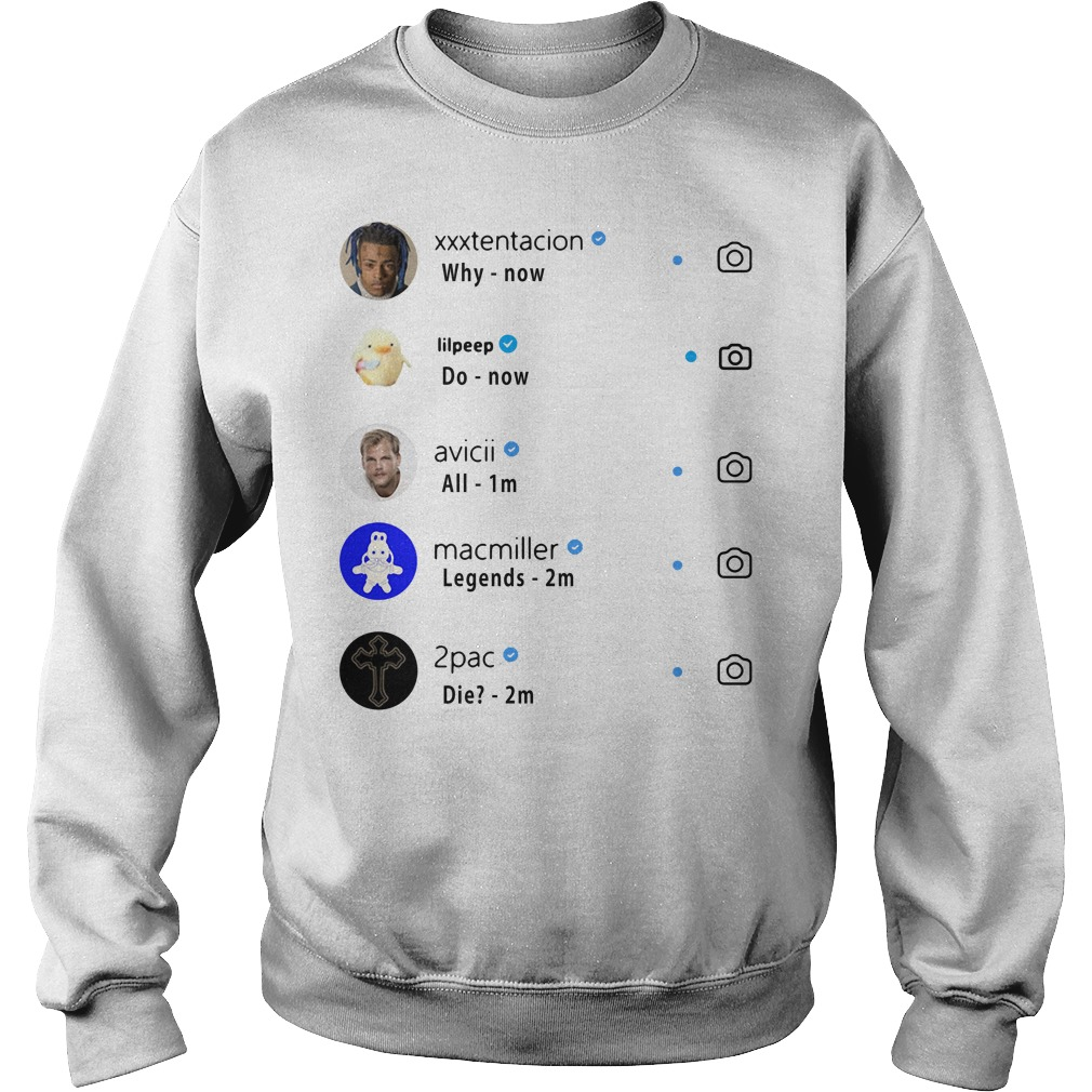 Why do all legends die Sweater