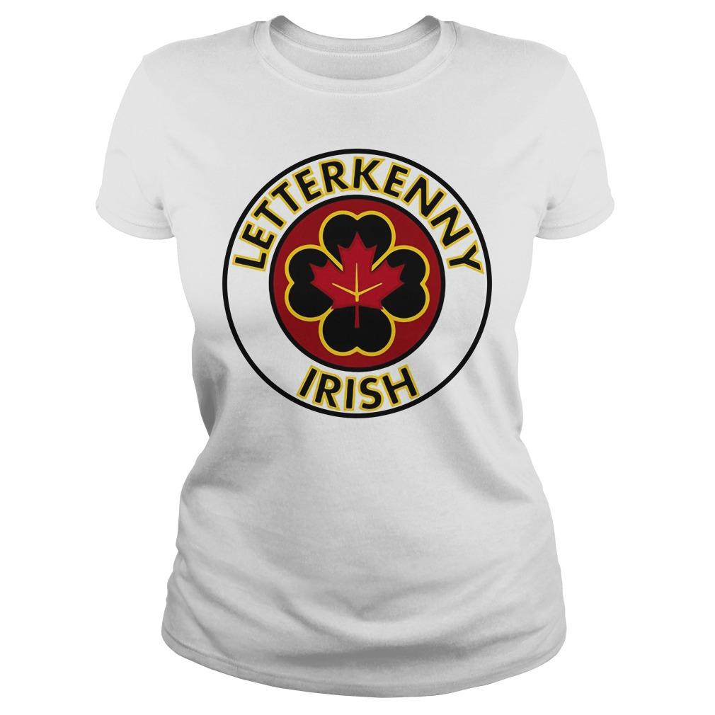 Letterkenny irish shoresy Ladies Tee