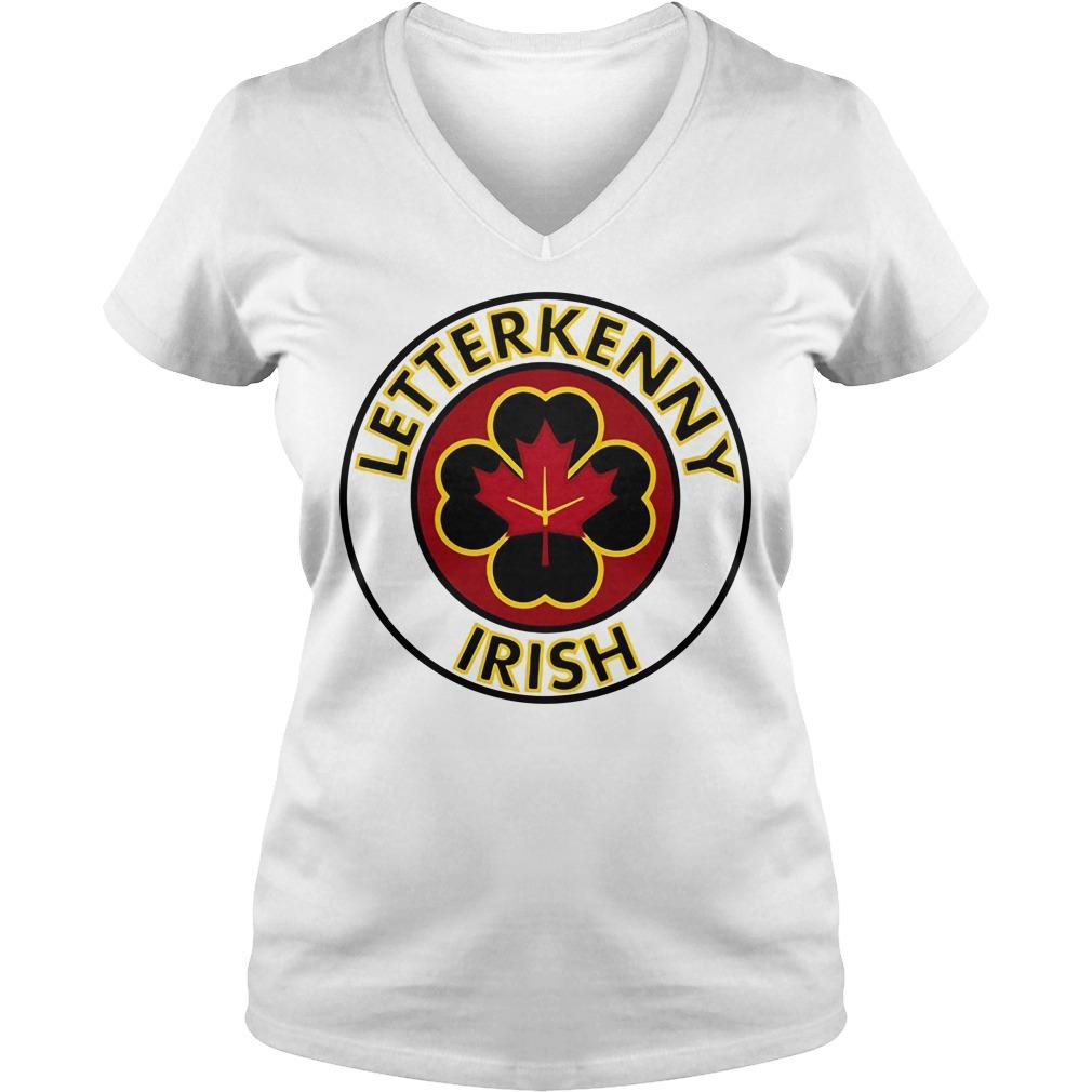 Letterkenny irish shoresy V-neck T-shirt