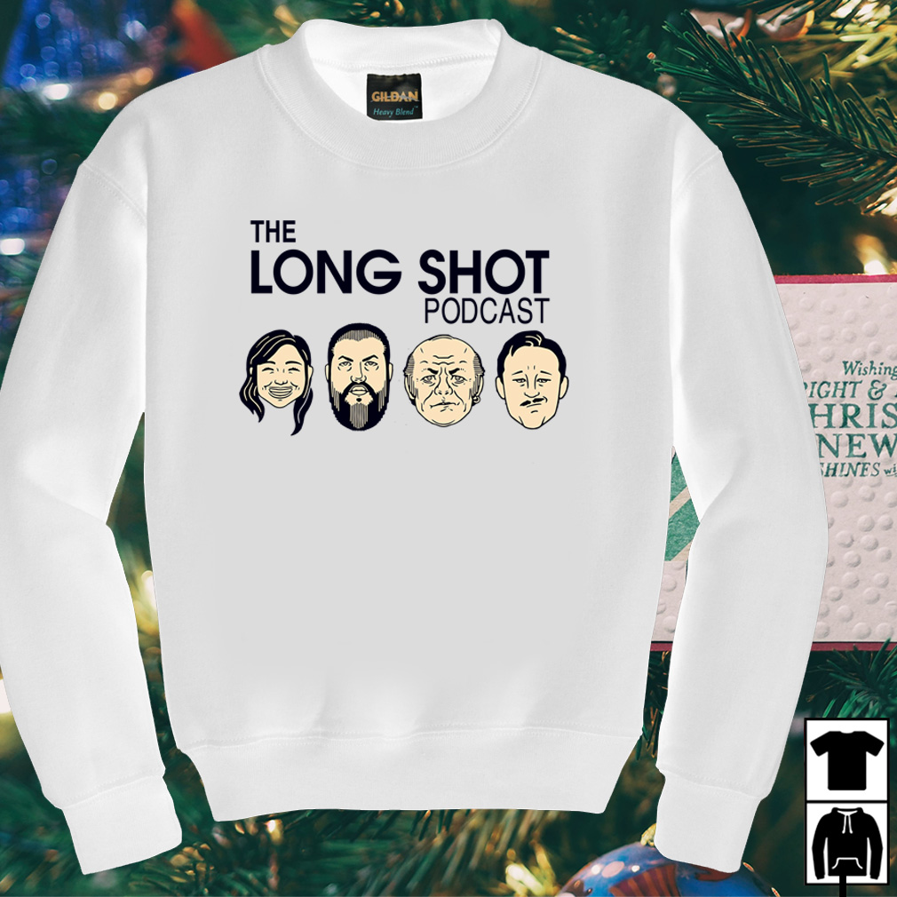 The long shot podcast shirt