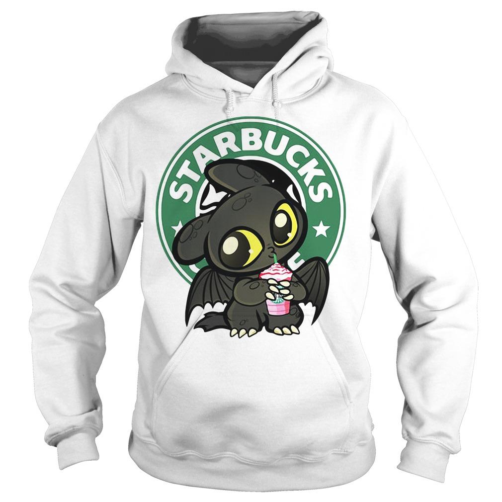 Night Fury starbucks coffee Hoodie