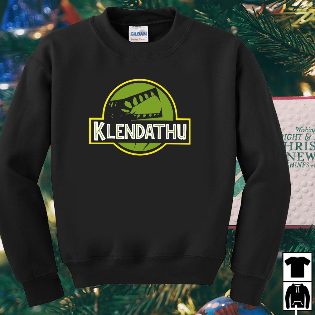 Official Klendathu crocodile shirt