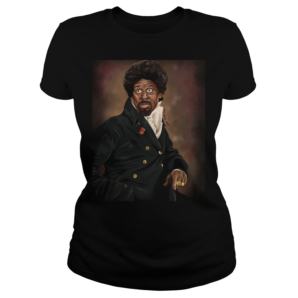 Official Sir Jerome funny Ladies Tee