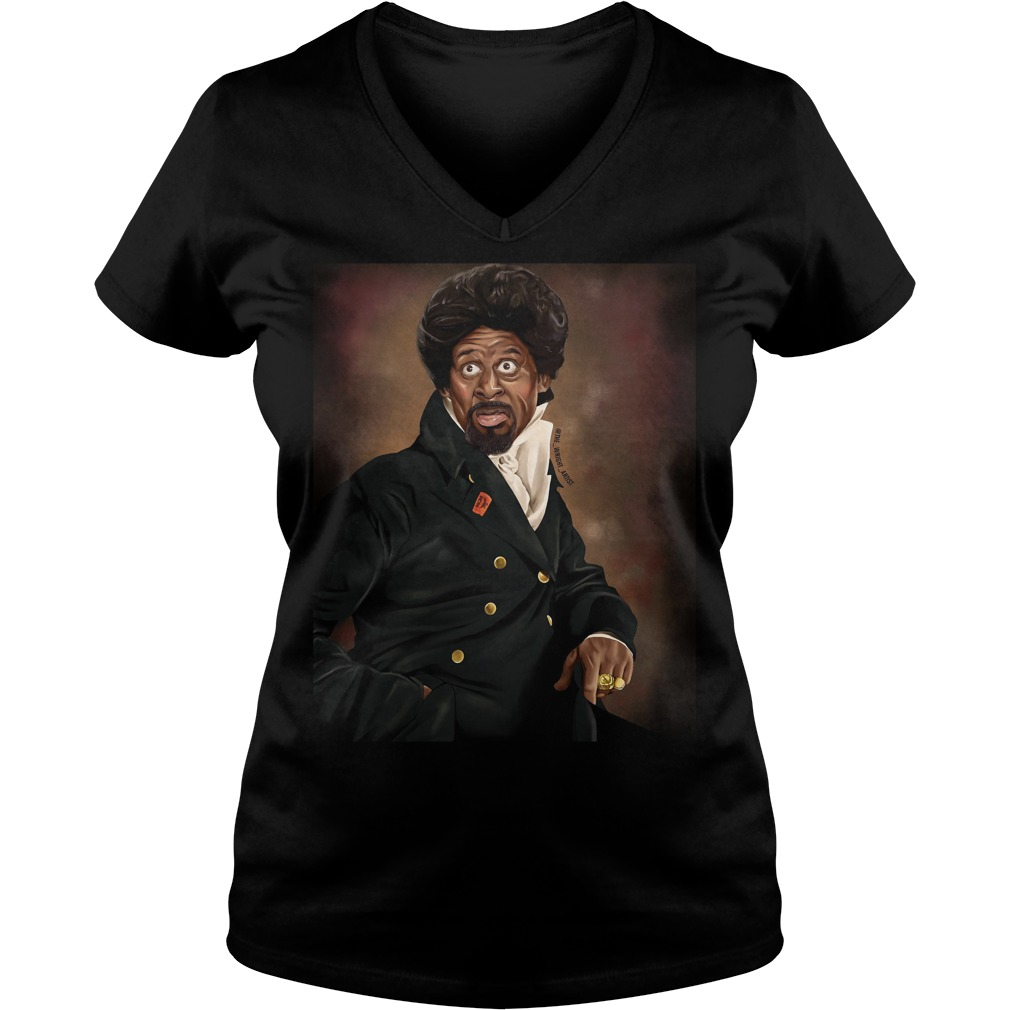 Official Sir Jerome funny V-neck T-shirt