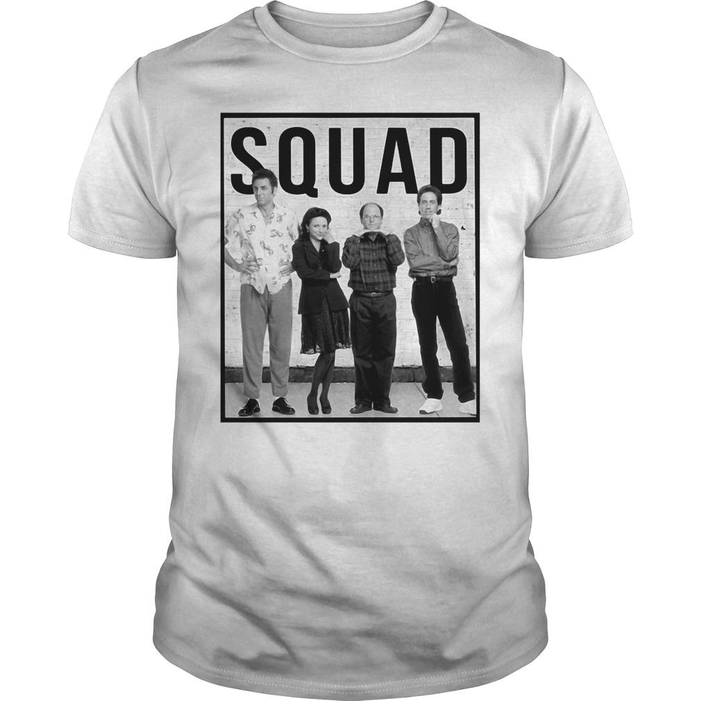 Seinfeld TV show squad Guys Shirt