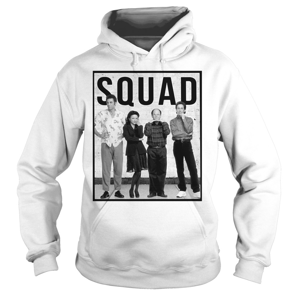 Seinfeld TV show squad Hoodie