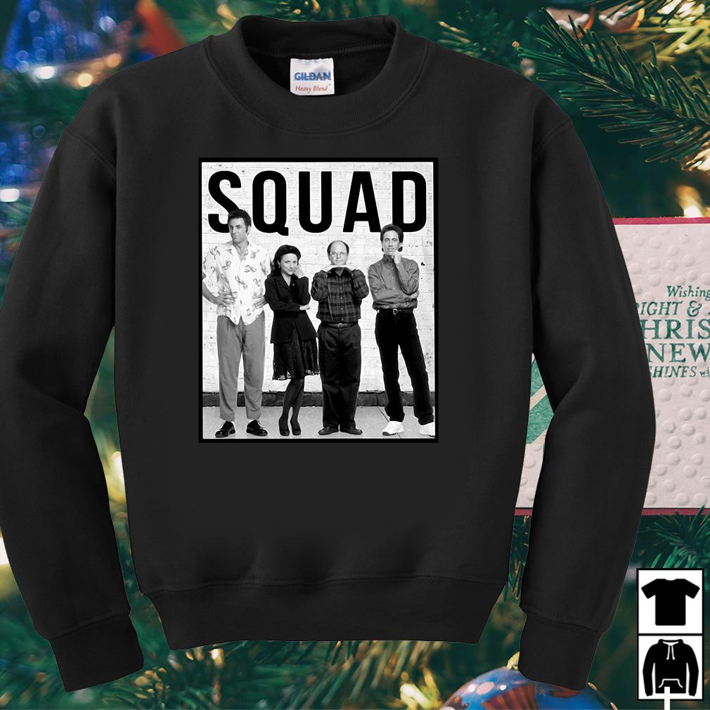 Seinfeld TV show squad shirt