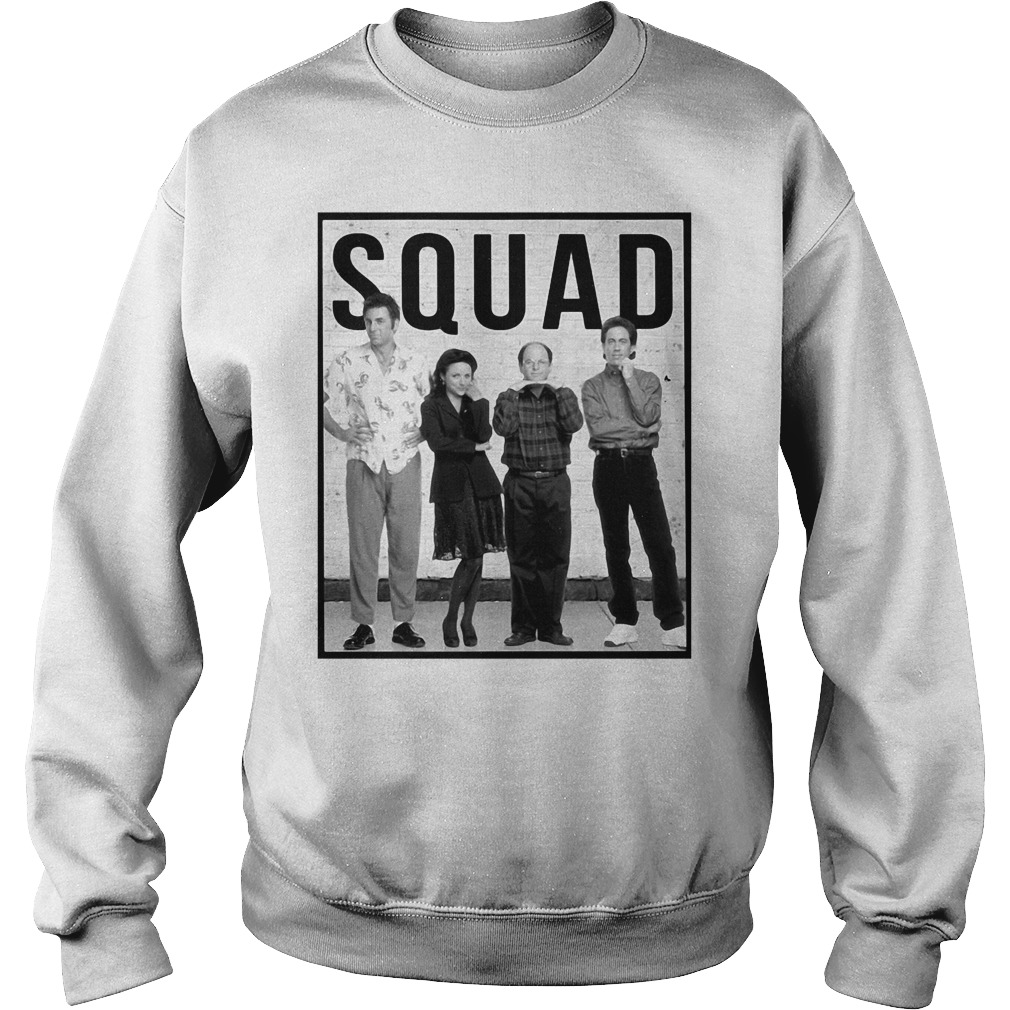 Seinfeld TV show squad Sweater