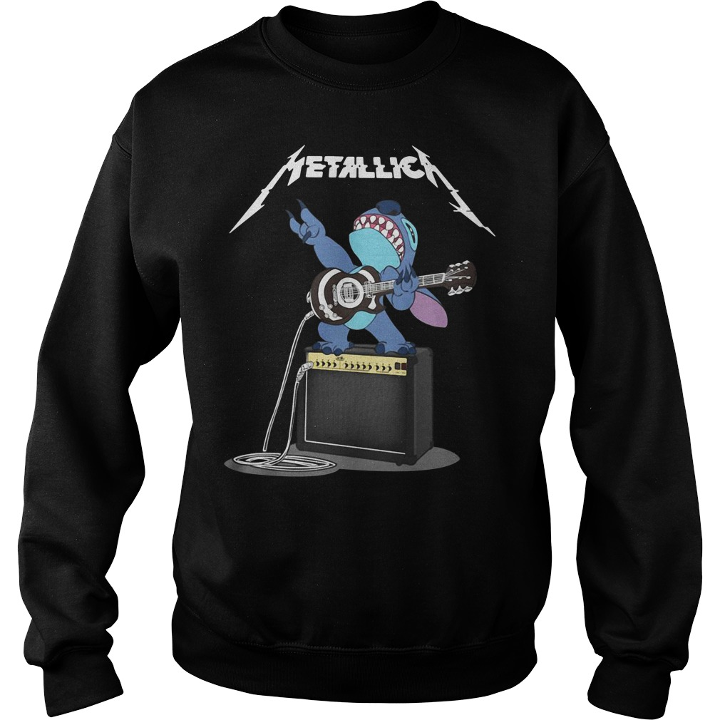Stitch Metallica Sweater