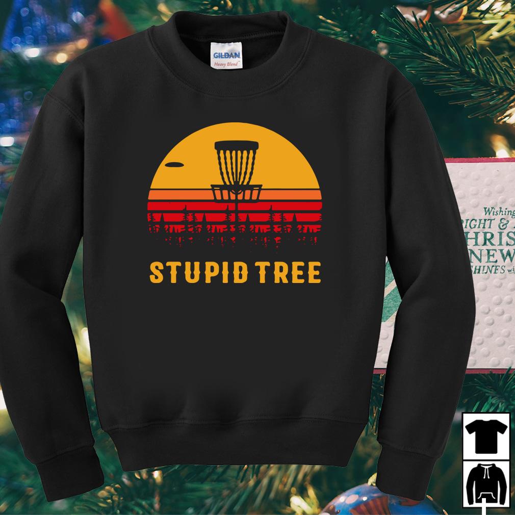 Stupid tree vintage shirt