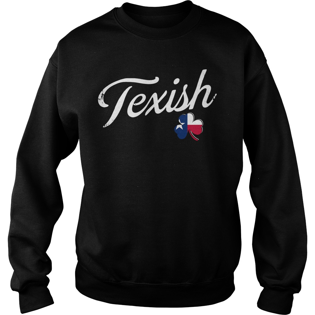 Texish Texas Pride Apparel Sweater