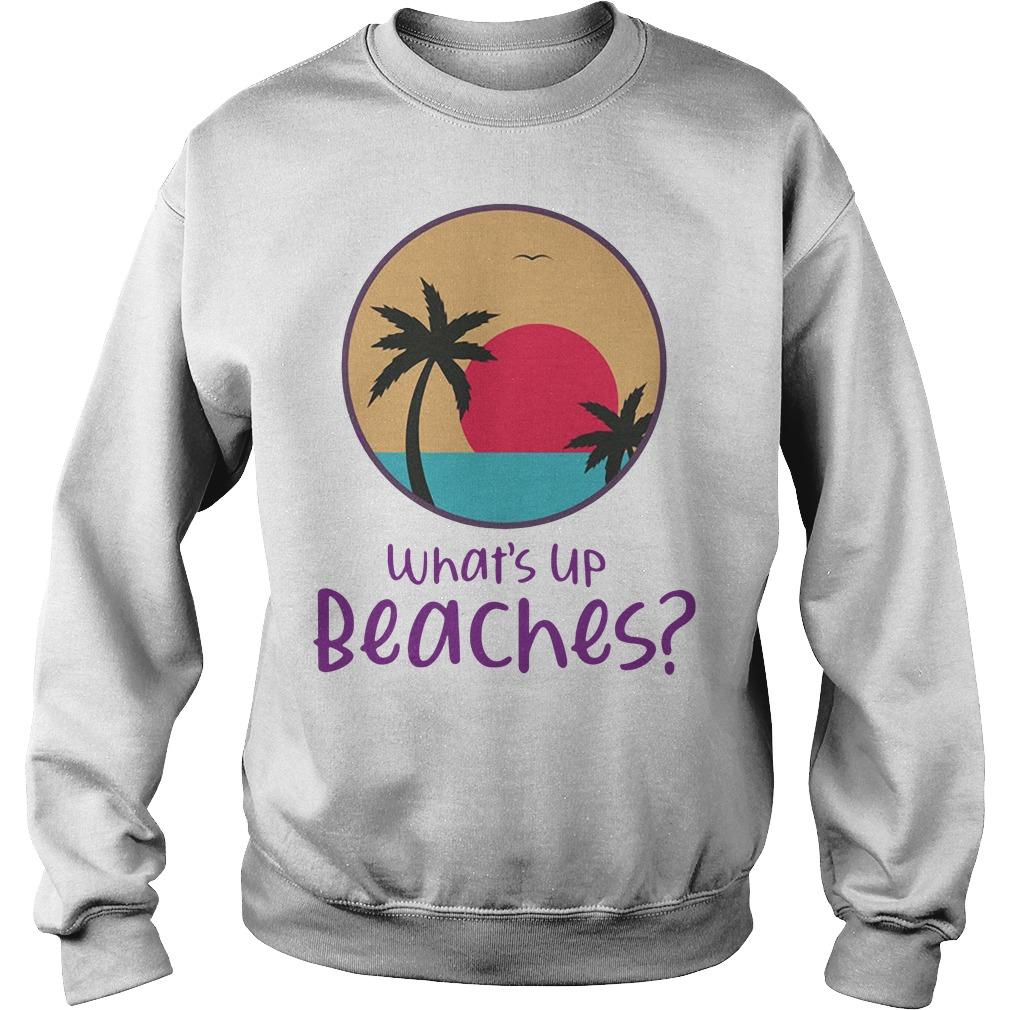 Brooklyn Nine nine What's Up Beaches Sweater