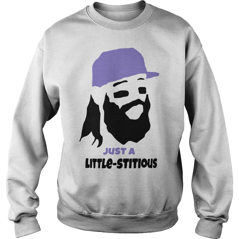 Charlie Blackmon Just a little stitious Sweater