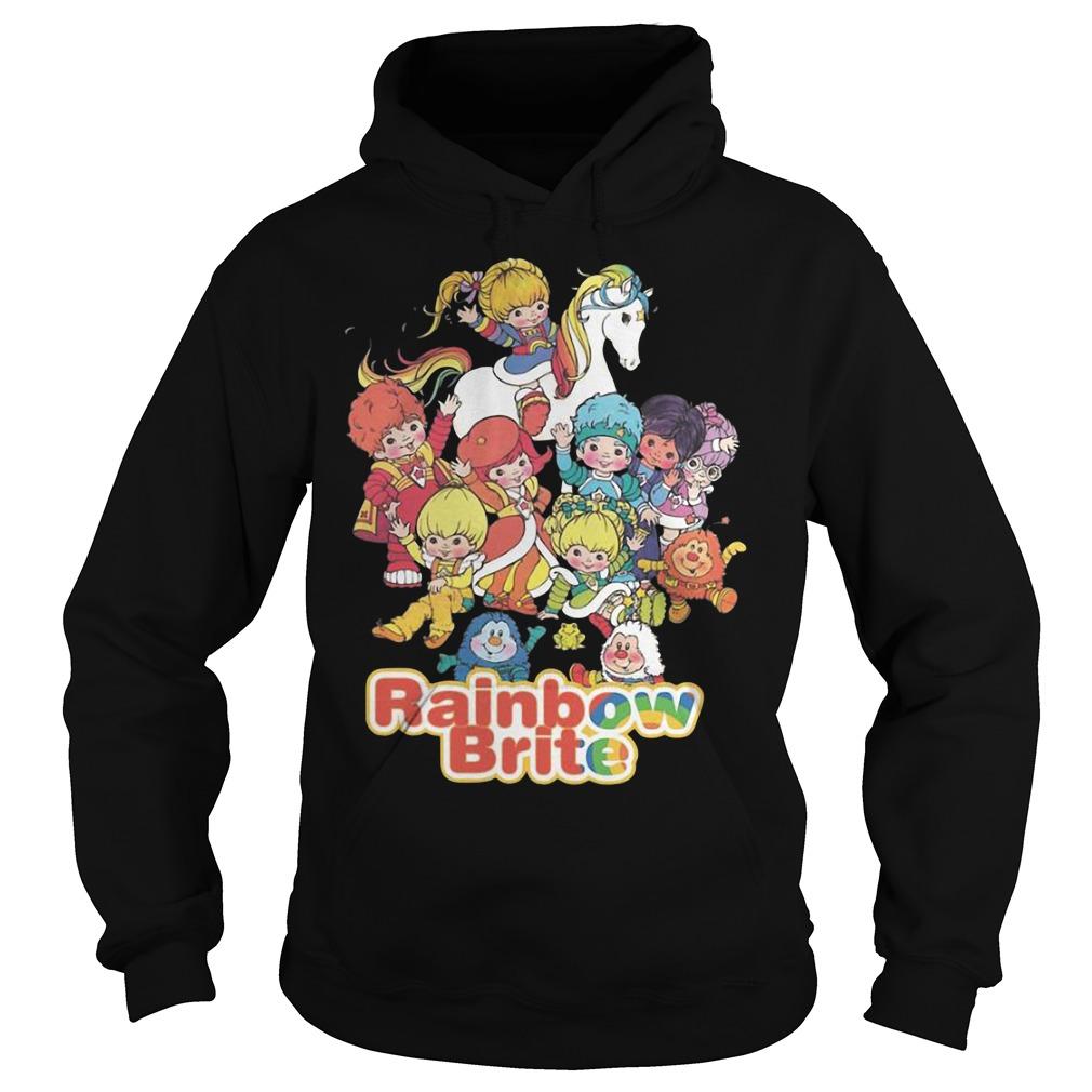 Color kids Rainbow brite Hoodie