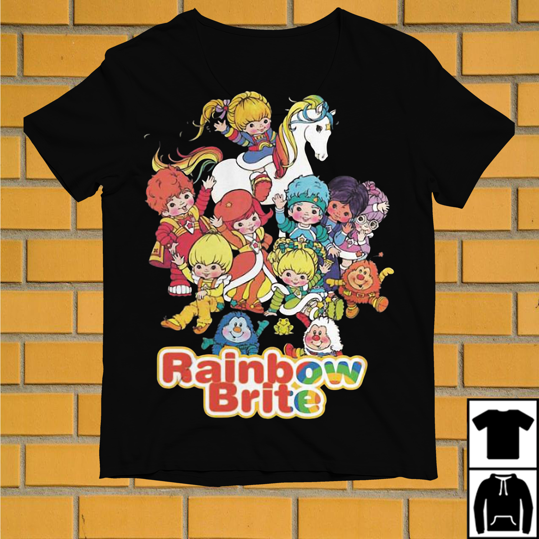 Color kids Rainbow brite shirt